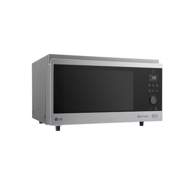 Micro-ondas Grill LG MJ3965ACS