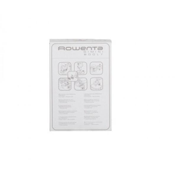 Pack de 6 Sacos de aspirador Rowenta ZR001701
