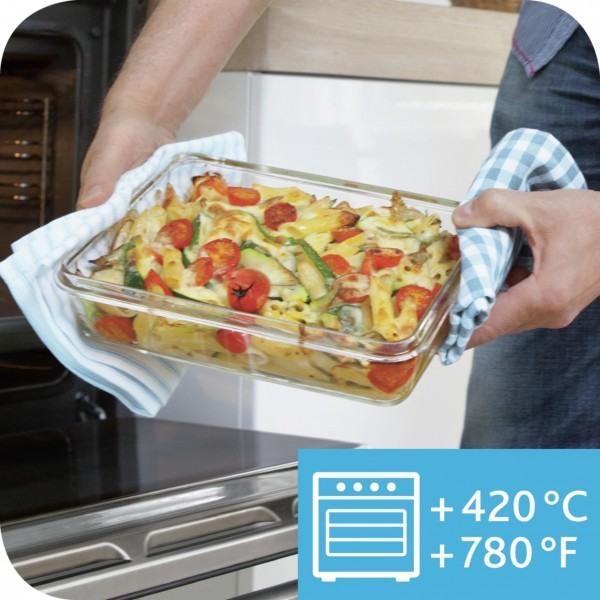 Caixas de armazenamento de comida Tefal K30102