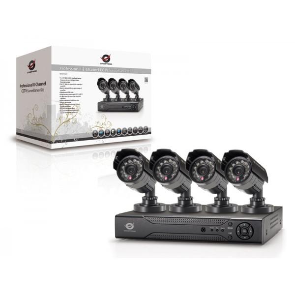 Kit de videovigilância Conceptronic 1007186
