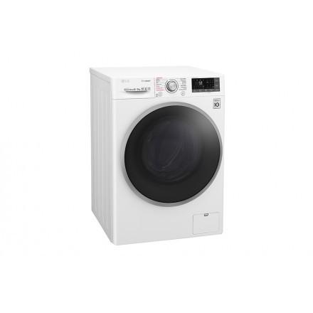 Máquina de lavar e secar LG F4J7FH1W