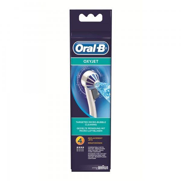 Recarga de cabeças para irrigador Oral-B Oxyjet