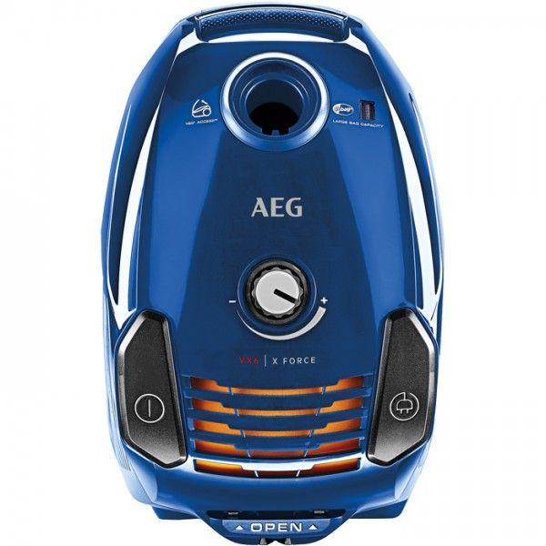 Aspirador com saco AEG VX6-2-IS-P