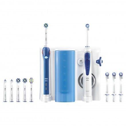 Escova de dentes elétrica Oral-B Health Center, Professional Care