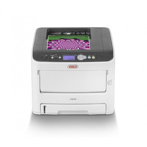 Impressora a laser OKI C612dn