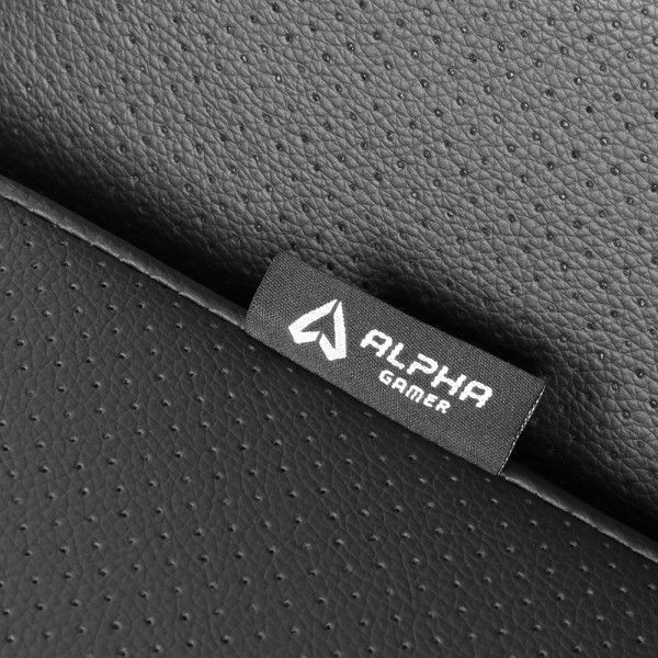CADEIRA Alpha Gamer Polaris Racing -AGPOLARISRE-BK-R