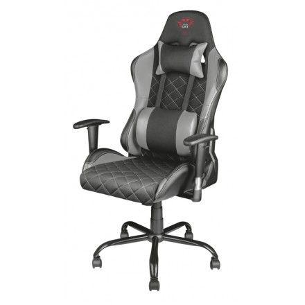 Cadeira TRUST GXT 707R Resto Gaming Grey - 2252522525