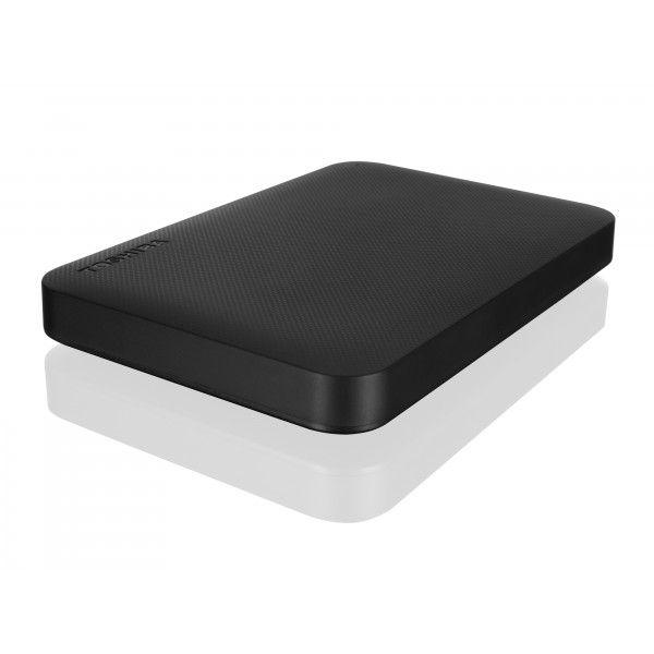 Disco rígido externo Toshiba Canvio Ready 1 TB (Preto)
