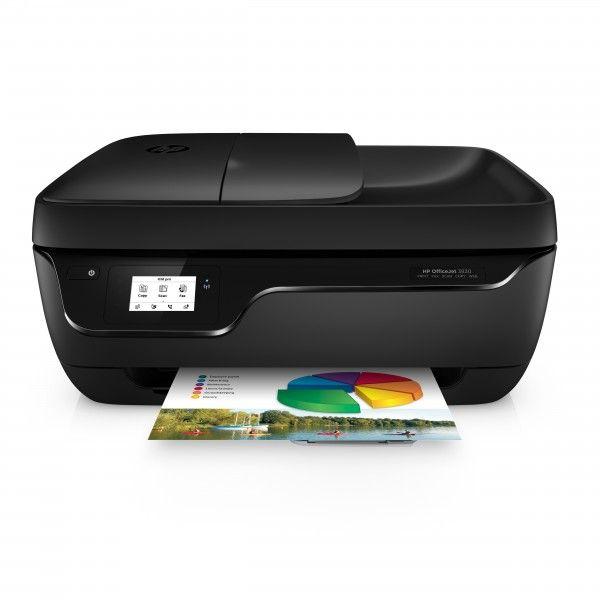 Impressora multifunções HP OfficeJet 3833