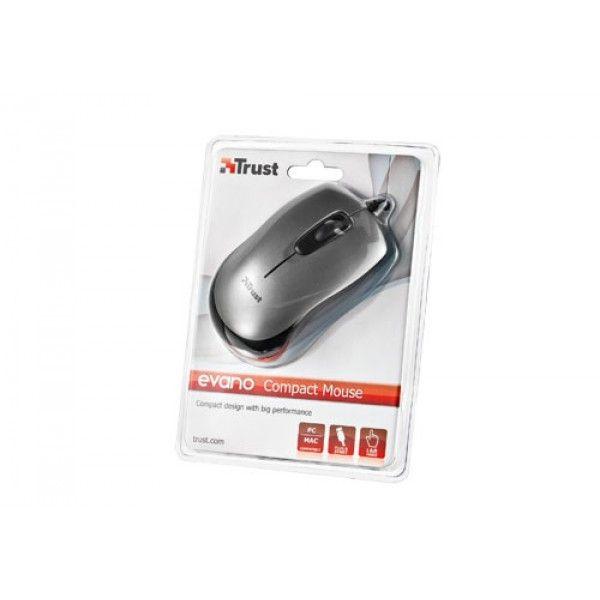 Rato TRUST Evano Compact Mouse-16489