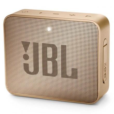 Coluna portátil JBL GO2CHAMPAGNE