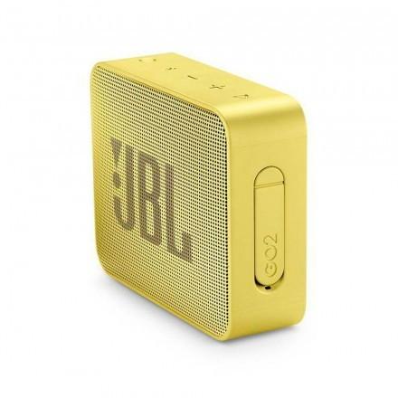 Coluna portátil JBL GO2YEL
