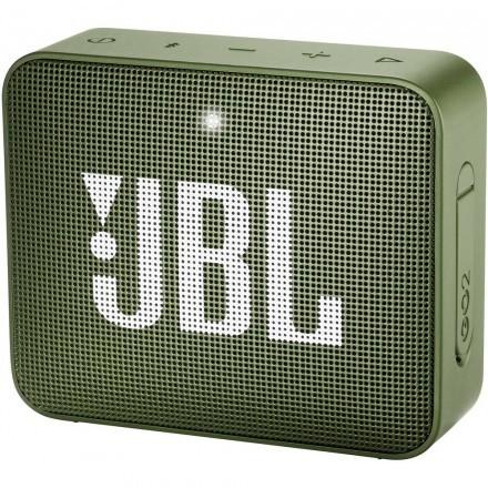 Coluna portátil JBL GO2GRN