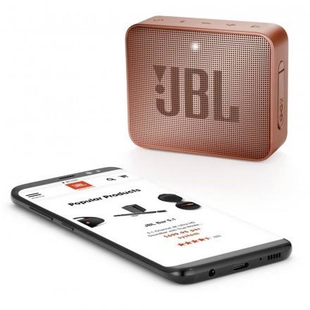 Coluna portátil JBL GO2CINNAMON