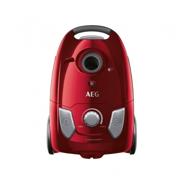 Aspirador com saco AEG VX4-1-WR-A