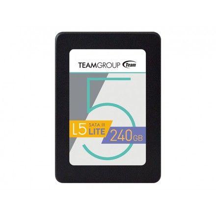 Disco SSD 240GB Team Group L5 Lite