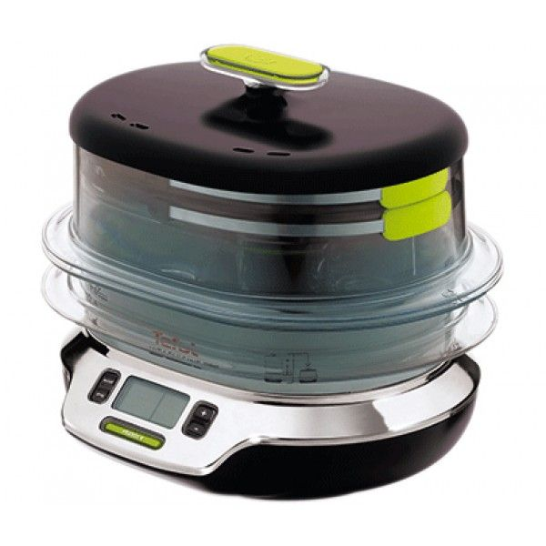 Máquina de cozinha a vapor Tefal VS400333 Vitacuisine Compact