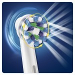 Escova de dentes elétrica Oral-B 600 CrossAction, PRO