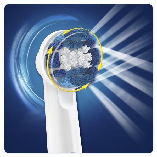 Recarga de cabeças de escova de dentes Oral-B Precision Clean