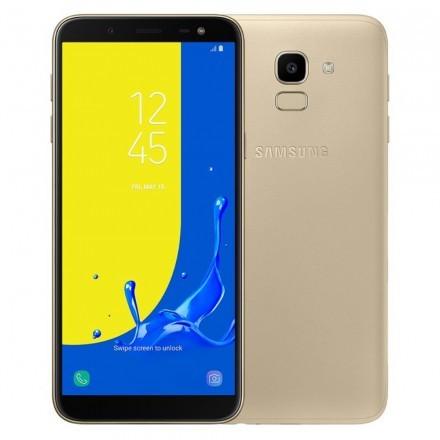 Smartphone SAMSUNG Galaxy J6 32GB Dourado