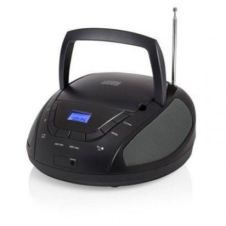 Aparelho de som portátil Smartwares CD-1665