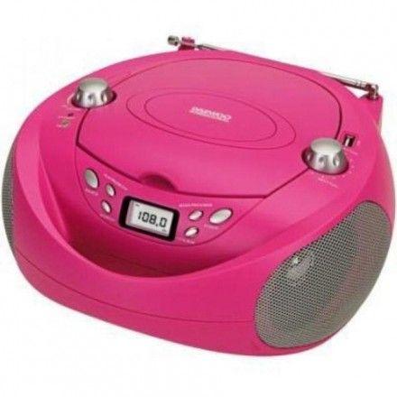 Rádio portátil Daewoo Stereo Systems DBF106