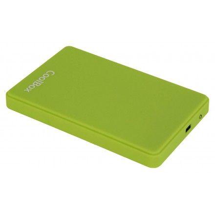 Caixa externa para Disco Rígido CoolBox COO-SCG2542-4