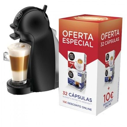 Máquina de café Krups Piccolo Nescafé Dolce Gusto KP1000P7