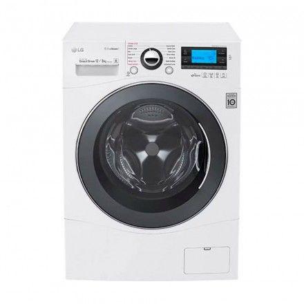 Máquina de lavar e secar roupa LG TwinWash FH695BDH2N