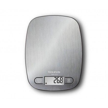 Balança de cozinha Taurus Easy Inox 990.719