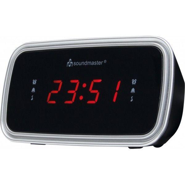 Rádio despertador Soundmaster UR106SW