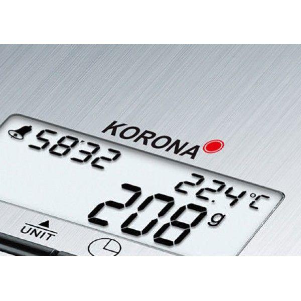 Balança de cozinha Korona 4825656 KIM