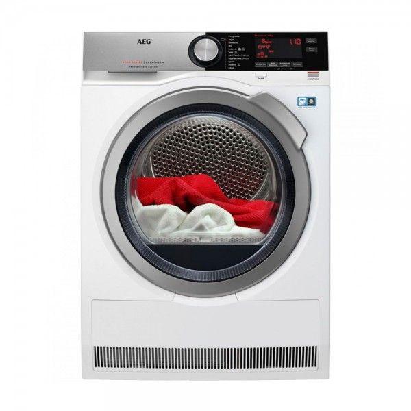 Máquina de secar roupa AEG T8DEC866