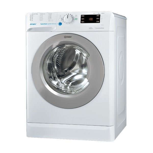 Máquina de lavar roupa Indesit BWE 81284X WSSS EU