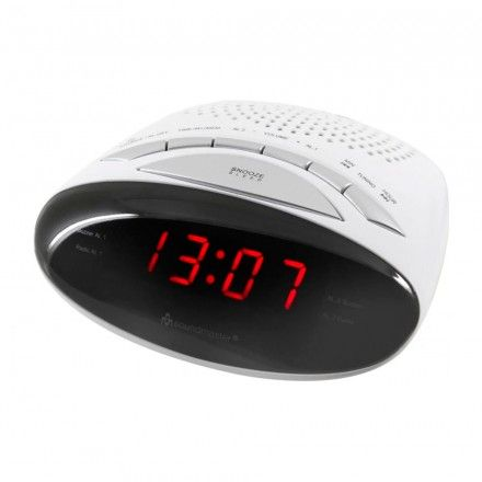 Rádio despertador Soundmaster UR101WE
