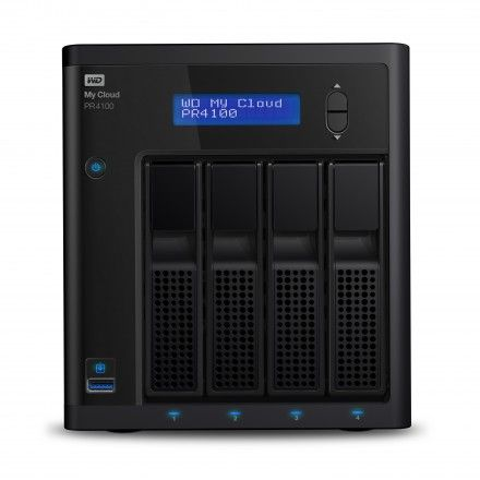 Servidor NAS Western Digital My Cloud PR4100 8TB