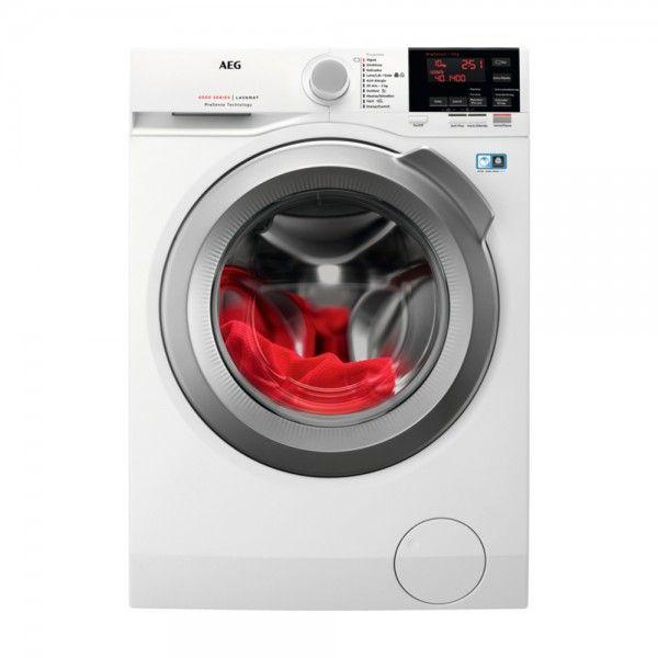 60dde8ba0 Máquina de lavar roupa AEG L6FBG144