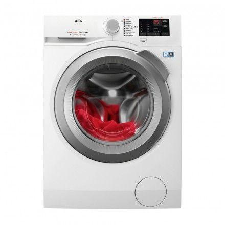 Máquina de lavar roupa AEG L6FBI824U