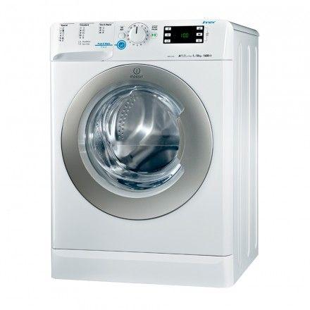 Máquina de lavar roupa Indesit XWE 101484X WSSS EU