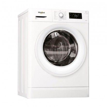 Máquina de lavar e secar roupa Whirlpool FWDG86148W EU
