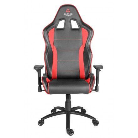 Cadeira Alpha Gamer Pollux - AGPOLLUX-BK-R