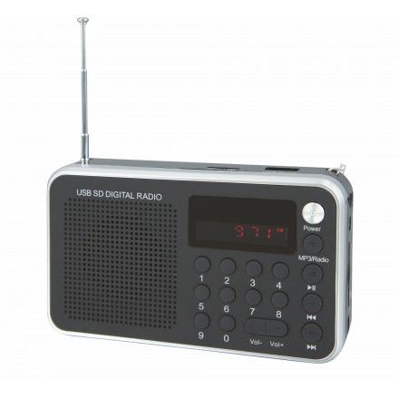 Rádio portátil Soundmaster TR150SW