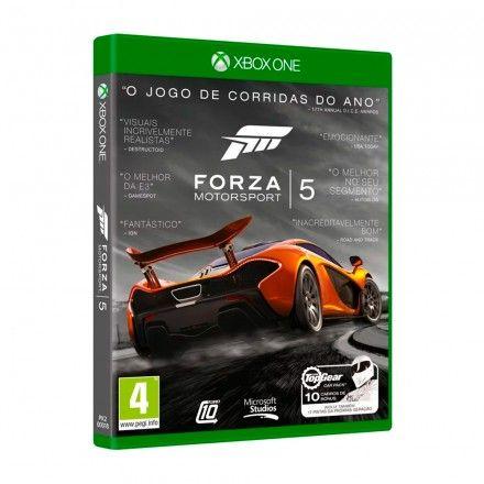 Jogo XBOX ONE Forza Motorsort 5
