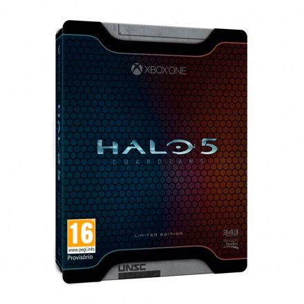 Jogo XBOX ONE Halo 5 - Limited Edition