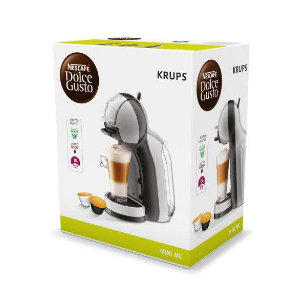 Máquina de café Krups Mini Me KP123B