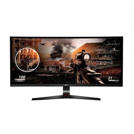 Monitor Gaming Curvo 34'' LG 34UC79G-B