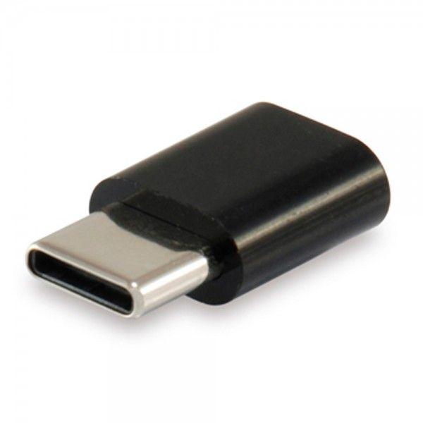 Adaptador USB Type C para Micro USB Equip 133472
