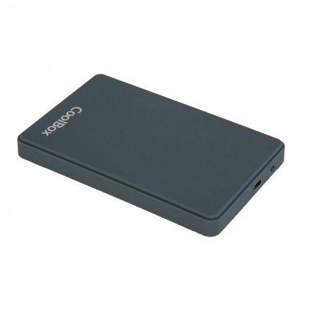 Caixa para disco rígido CoolBox SlimColor 2543
