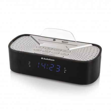 Rádio despertador AudioSonic CL-1463