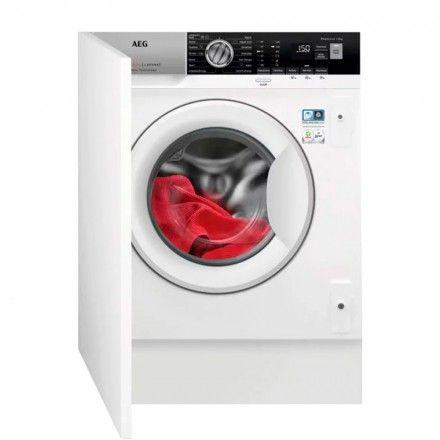 Máquina de lavar roupa de encastre AEG L7FEE841BI